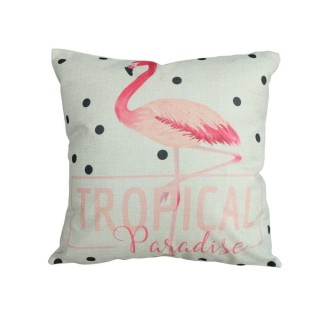 Nina MG Cushion Cover Tropical / Sarung Bantal Sofa