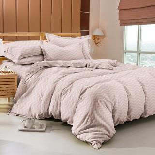 Tomomi Bed Sheet Set - Aimi Coral