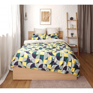 ESPRIT Quilt Cover Optical Puzzle
