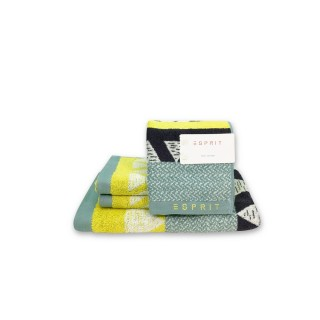 ESPRIT Face Towel Jade