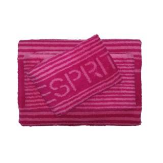 Esprit Bath Towel Sets - TB33 / Pink