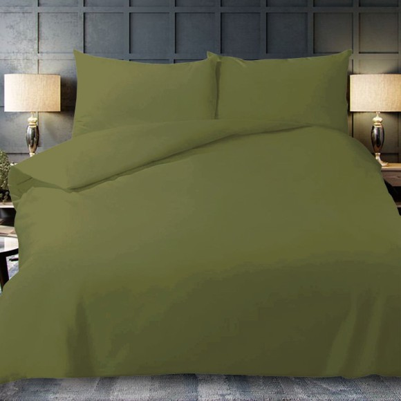 Miracle Dream Bed Sheet Set - Olive