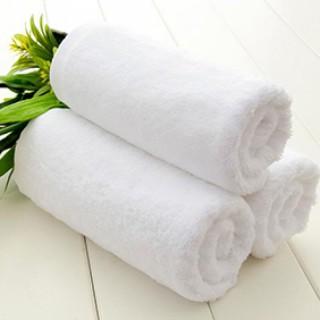 Nina MG Hand Towel - Premium / White