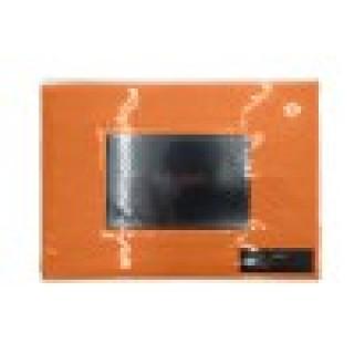 Aussino Contempo Pillow Case Sham - Orange
