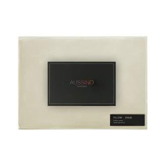 Aussino Contempo Euro Pillow Case - White