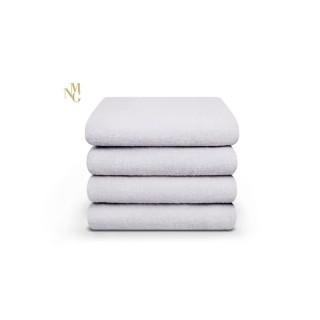 Nina MG Pool Towel - White