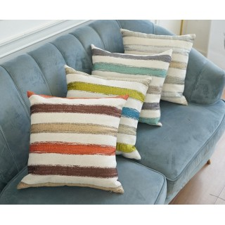 Tomomi Cushion Cover - Stripes