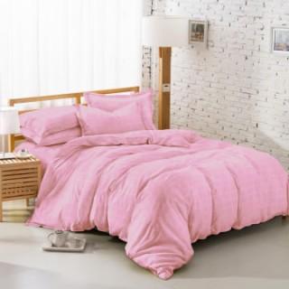 Tomomi Bed Cover Set - Osaka / Pink