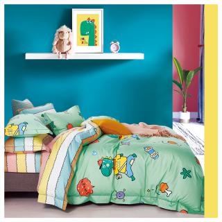 Tomomi Bed Sheet Set - Dino