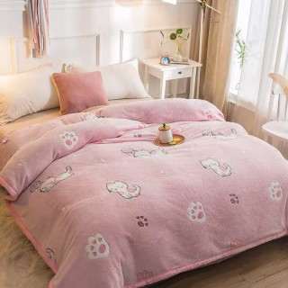Tomomi Blanket Fleece - Cat