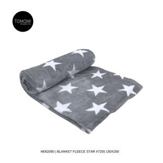 Tomomi Blanket Fleece - Star