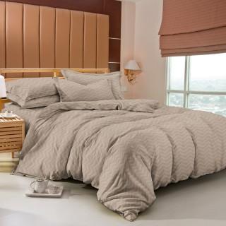 Tomomi Bed Cover Set  - Aimi / Sand