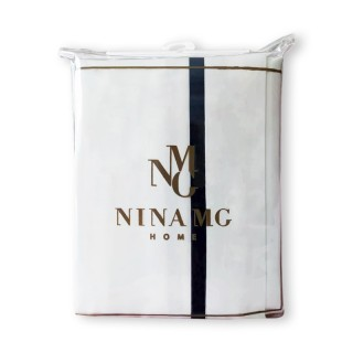 Nina MG Pillow Case Pair/Fremont Navy