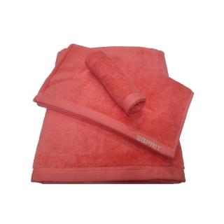 Esprit Hand Towel - TSD10 / Coral