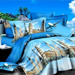 Kanaya Bed Sheet Set - Europe
