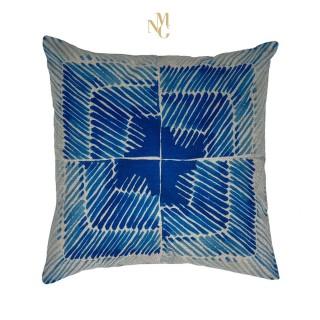 Nina Mg Cushion Cover - Ocean (B)
