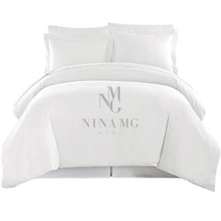 Nina MG Quilt Cover Set - Cotton 300TC