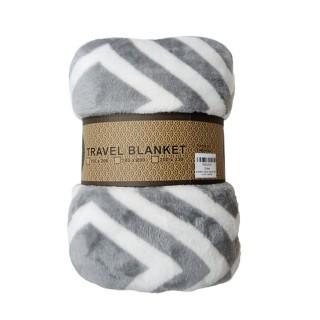 Tomomi Blanket Fleece - Robus/Grey