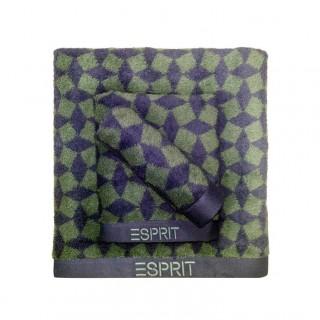 Esprit Bath Towel Sets - TB34 / Blue Green