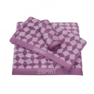 Esprit Bath Towel Sets - TB34 / Pink